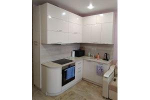 Угловая кухня под потолок - Мебельная фабрика «Меркурий»