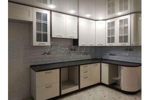 Угловая кухня под потолок k180917 - Мебельная фабрика «Астрон»