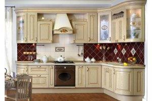 Угловая кухня Позитано - Мебельная фабрика «MipoLine»