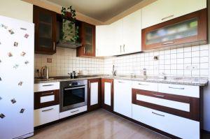Угловая кухня рамочный фасад - Мебельная фабрика «Lakma»
