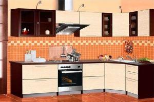 Угловая кухня Рената - Мебельная фабрика «ЛиО»