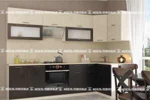 Угловая кухня Рондо - Мебельная фабрика «Мебель Поволжья»