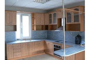 Угловая кухня с барной стойкой - Мебельная фабрика «МЫ (ИП Золотухин С.В.)»