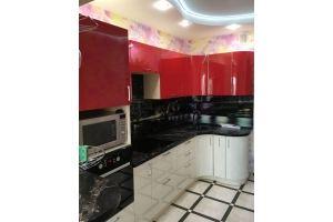 Угловая кухня с барной стойкой - Мебельная фабрика «PROМЕБЕЛЬ»