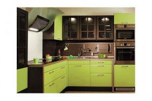 Угловая кухня Шатель - Мебельная фабрика «КухниДар»