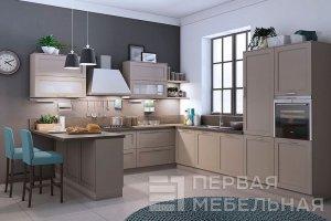 Угловая кухня Шеффилд - Мебельная фабрика «Первая мебельная фабрика»