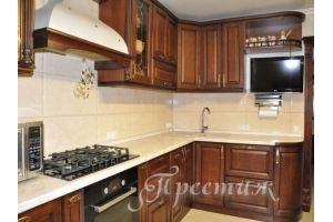 Угловая кухня Сиена - Мебельная фабрика «Престиж»