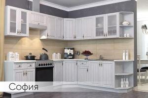 Угловая кухня София 1 - Мебельная фабрика «Мебель Даром»