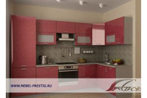 Угловая кухня стандарт СТ 3000 - Мебельная фабрика «Престиж»