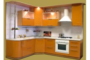 Угловая кухня Стелла - Мебельная фабрика «Формула Уюта»