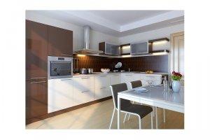 Угловая кухня Степания - Изготовление мебели на заказ «КухниДар»