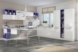 Угловая кухня Тетрис - Мебельная фабрика «Milan»