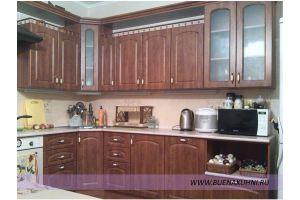 Угловая кухня в классическом стиле - Мебельная фабрика «Buena»