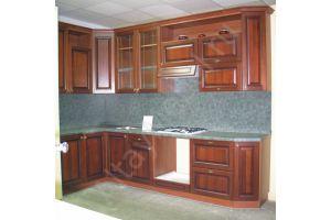 Угловая кухня в классическом стиле - Мебельная фабрика «Алтай-Командор»