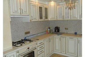 Угловая кухня в классическом стиле - Мебельная фабрика «МЭК»