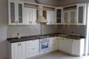 Угловая кухня в классическом стиле - Мебельная фабрика «Кредо»