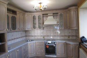 Угловая кухня в классическом стиле - Мебельная фабрика «Агата»