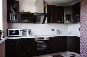 Угловая кухня в рамке - Мебельная фабрика «Lakma»