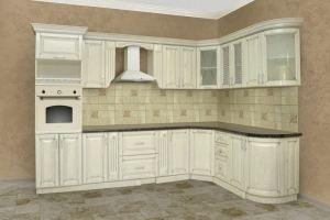 Угловая кухня ВАЛЕНСИЯ - Мебельная фабрика «ШАД»