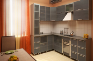 Угловая кухня Валерия - Мебельная фабрика «Формула Уюта»