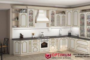 Угловая кухня Венеция - Мебельная фабрика «Оптимум»