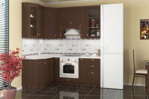Угловая кухня Верона 2,05Х1.30 - Мебельная фабрика «Классика Мебели»