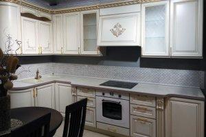 Угловая кухня Версаль - Мебельная фабрика «Виктория»