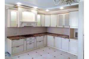 Угловая кухня Вилена - Мебельная фабрика «Виктория»