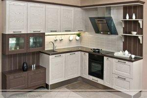 Угловая кухня Винтаж - Мебельная фабрика «Ника-Стиль»