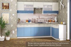 Угловая кухня Жанна ЛДСП - Мебельная фабрика «ARC мебель»