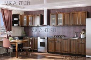Угловая модульная кухня Татьяна - Мебельная фабрика «Антей»