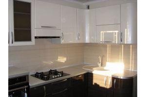 Угловая небольшая кухня - Мебельная фабрика «ДОН-Мебель»