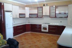Угловая п-образная кухня - Мебельная фабрика «ДОН-Мебель»