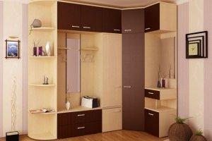 Угловая прихожая - Мебельная фабрика «Мебельная мастерская»