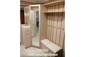 Угловая прихожая - Мебельная фабрика «Кредо»