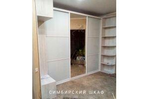 Угловая Прихожая - Мебельная фабрика «Симбирский шкаф»