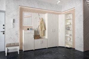 Угловая прихожая Агата 03 - Мебельная фабрика «Компасс»