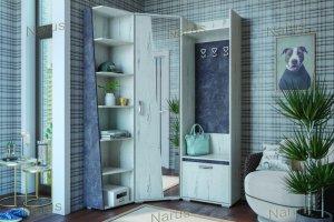 Угловая прихожая Аида Люкс - Мебельная фабрика «НАРУС»