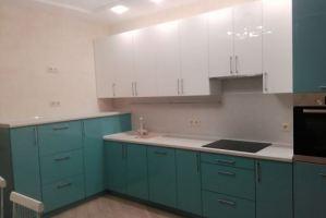 Угловая современная кухня - Мебельная фабрика «Агата»