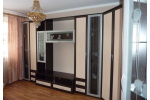 Угловая стенка в гостиную - Мебельная фабрика «Натали»