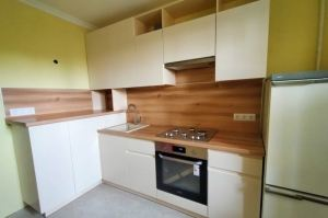 Угловая светлая кухня - Мебельная фабрика «ЭльфОла»