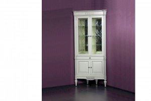 Угловая витрина Грация 5 - Мебельная фабрика «Юта»