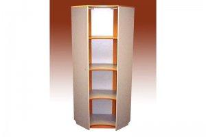 Угловая витрина Веа 27 - Мебельная фабрика «ВЕА-мебель»