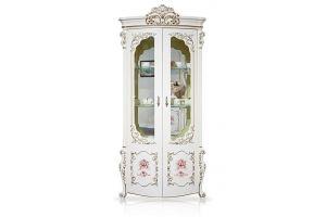 Угловая витрина Венеция Classic - Мебельная фабрика «Арида»