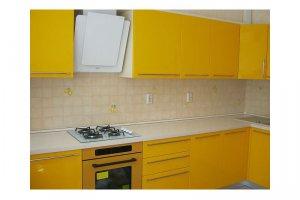 Угловая желтая кухня - Мебельная фабрика «ДОН-Мебель»