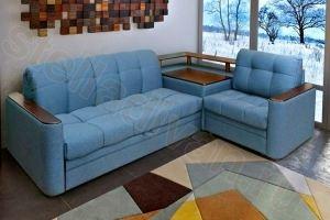 Угловой диван-аккордеон Адриатика - Мебельная фабрика «Стелла»