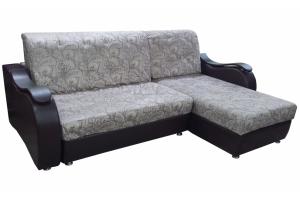 Угловой диван Аккордеон-Н - Мебельная фабрика «Фабрика диванов»