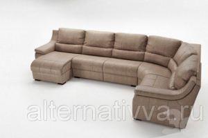 угловой диван ALDES 19   - Мебельная фабрика «Alternatиva Design»