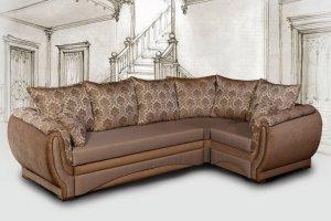 Угловой диван Анжелика - Мебельная фабрика «DONKO»