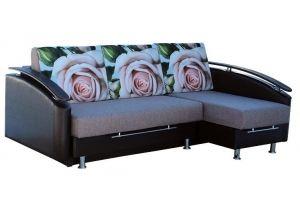 Угловой диван Ассамблея Z-8 с длинным подлокотником - Мебельная фабрика «Ассамблея»